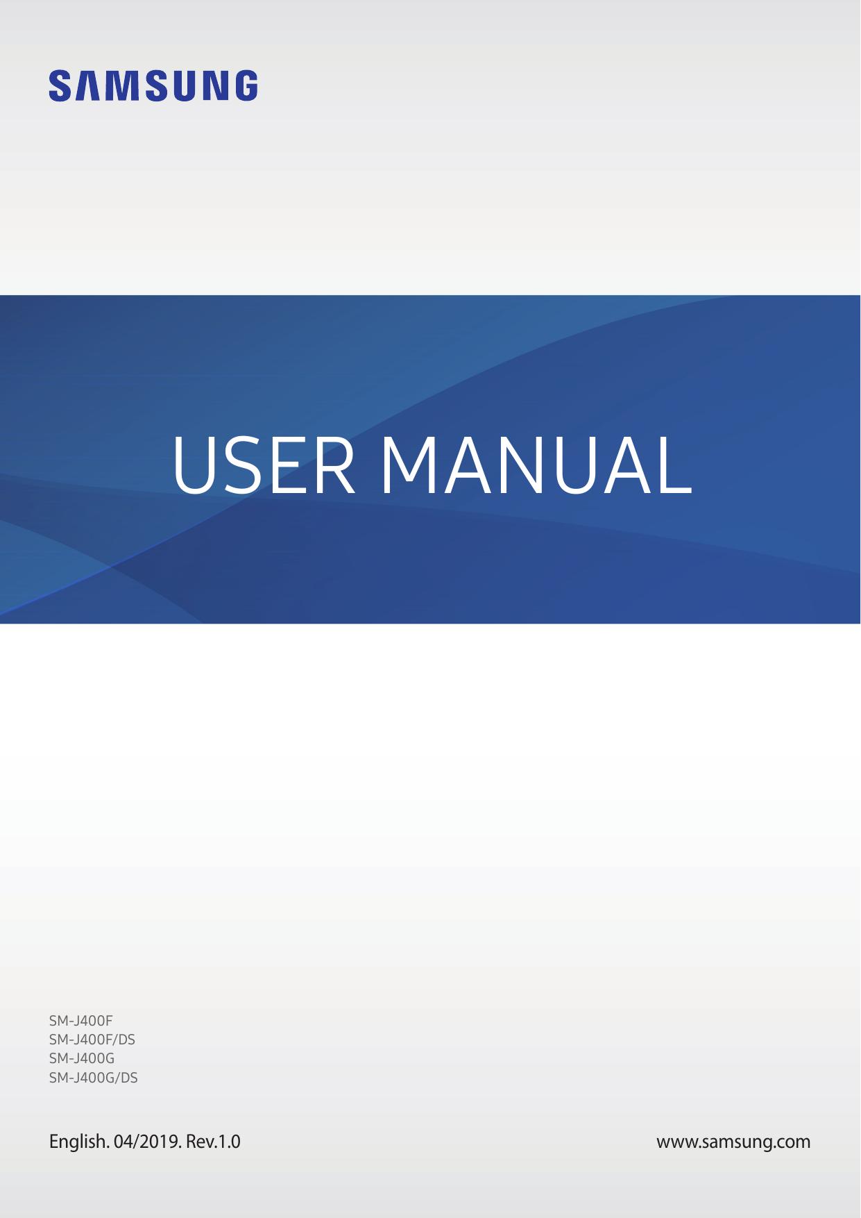 Samsung Galaxy J4 User manual   manualzz com