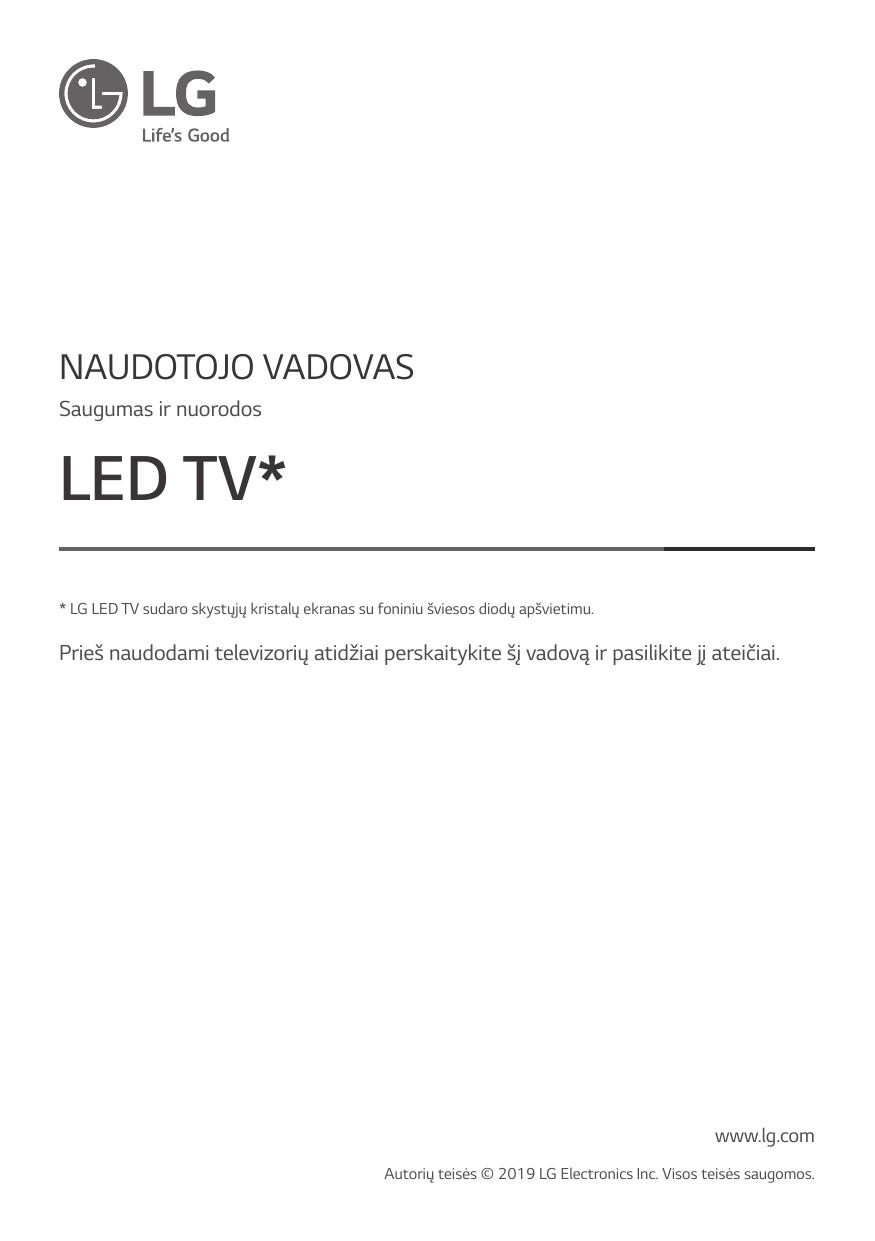 Centro Assistenza Tv Lg.Lg 32lm630bpla Manuale Utente Manualzz Com