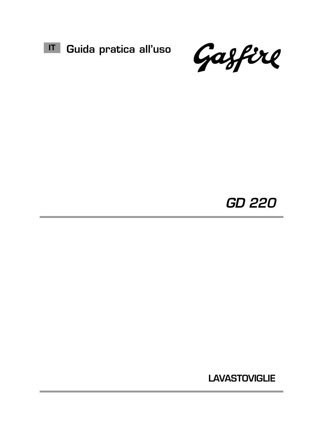 Gasfire GD220//1-02