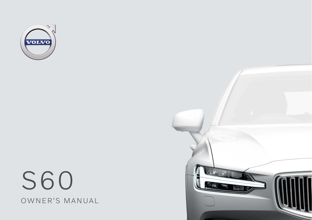 Volvo S60 Owner S Manual Manualzz