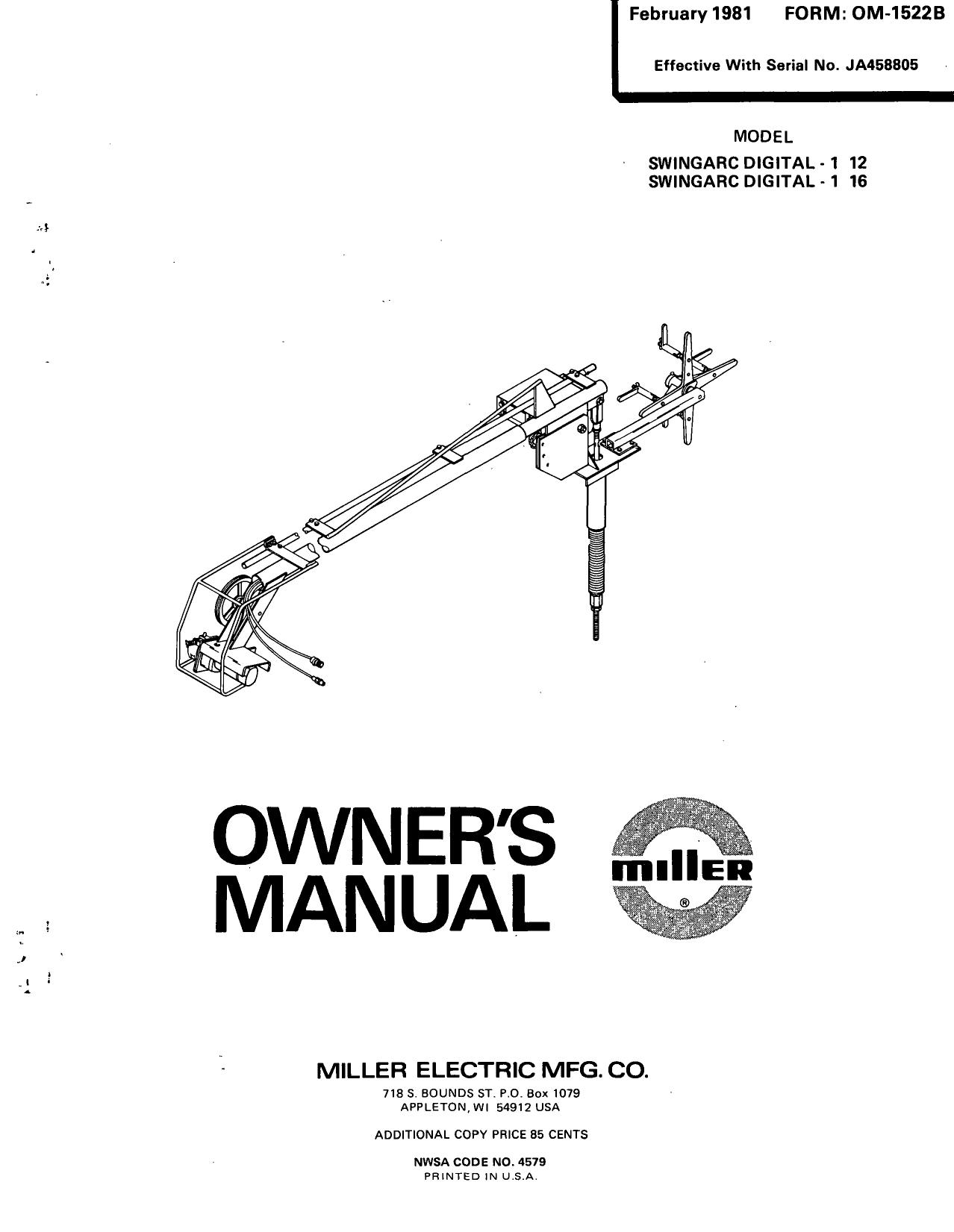 Miller 053841 Spur Gear 20t