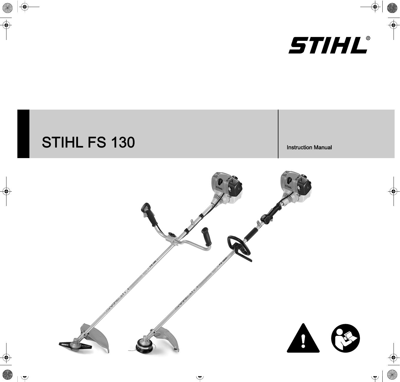 Genuine STIHL Trimmer HANDLEBAR HANDLE ONLY FS 130 131 110 111 90 91 89 200