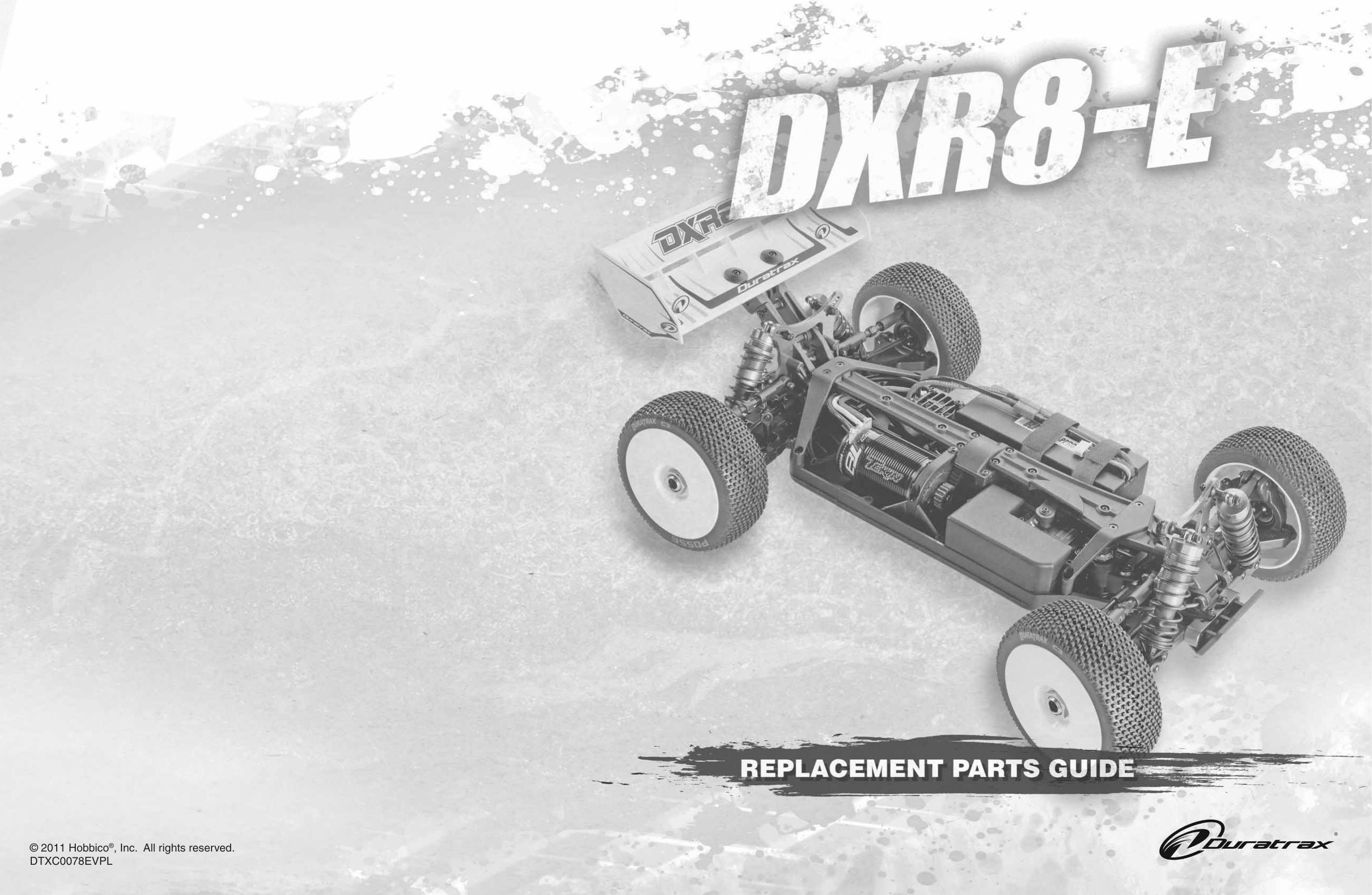 Duratrax DTXC9330 Spur Gear Plastic 46T DXR8-E
