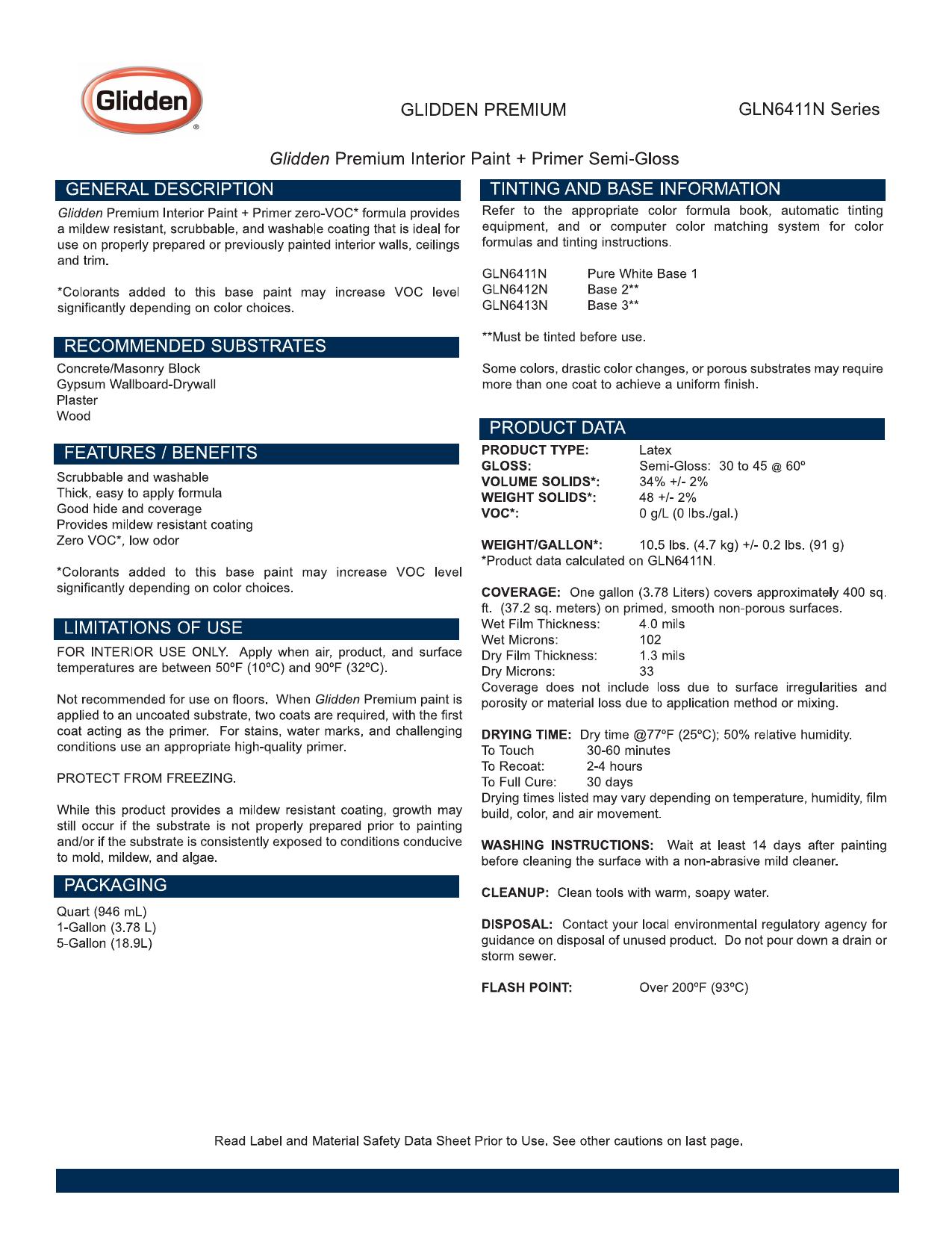 Glidden Premium Hdgo10up 05sn Ppg1163 5p 05sg Ppg1104 5p 16sg Ppg1231 6p 16sg Ppg1176 6p 16sg Hdgg21dp 01sn Ppg1095 7p 05sg Ppg1184 7p 04sg Hdgv23p 01sn Ppg1101 6p 16sg User Manual Manualzz