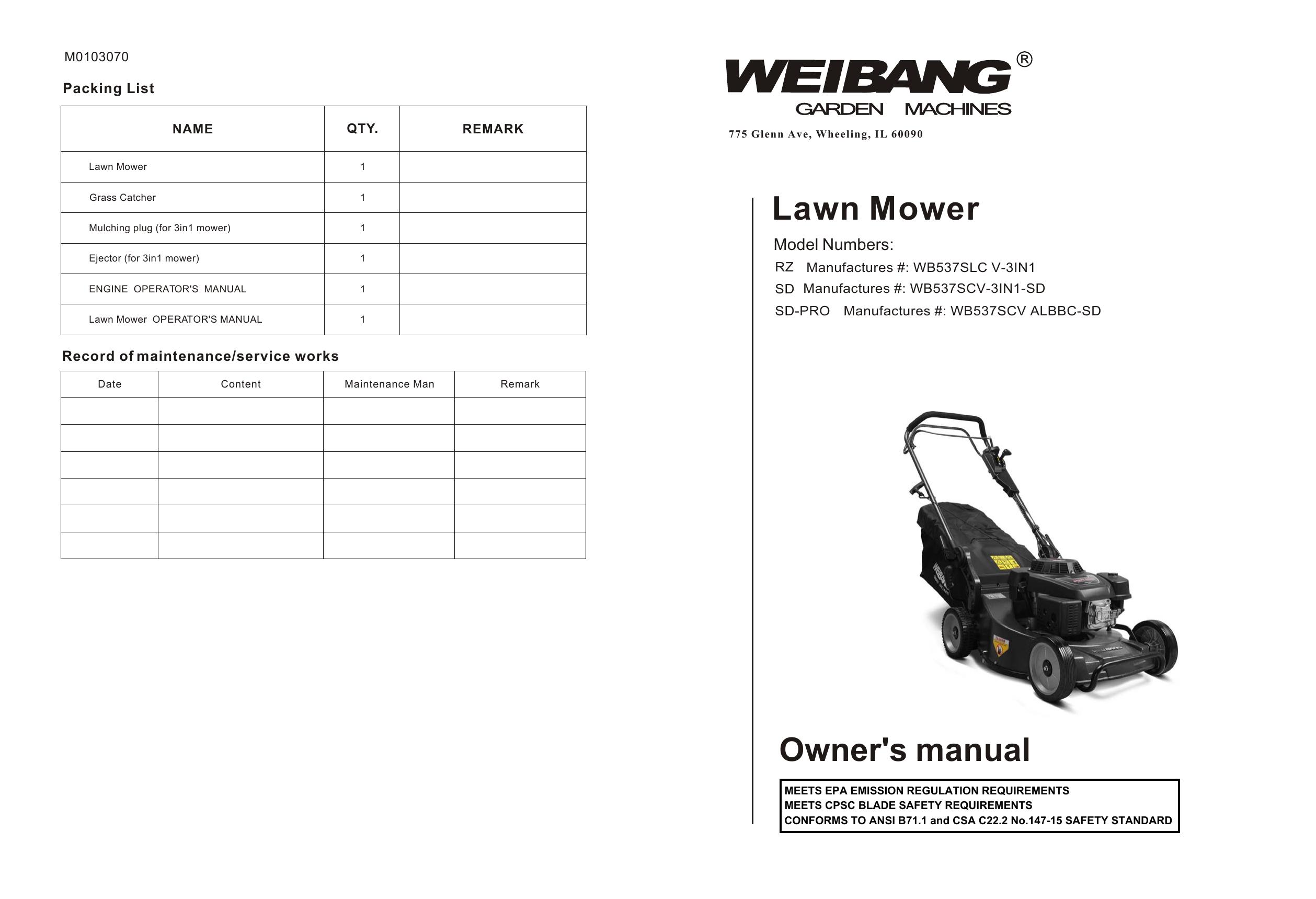 Details about  /Westgo Operator/'s Manual 1975 Row Crop /& Beet Cultivators
