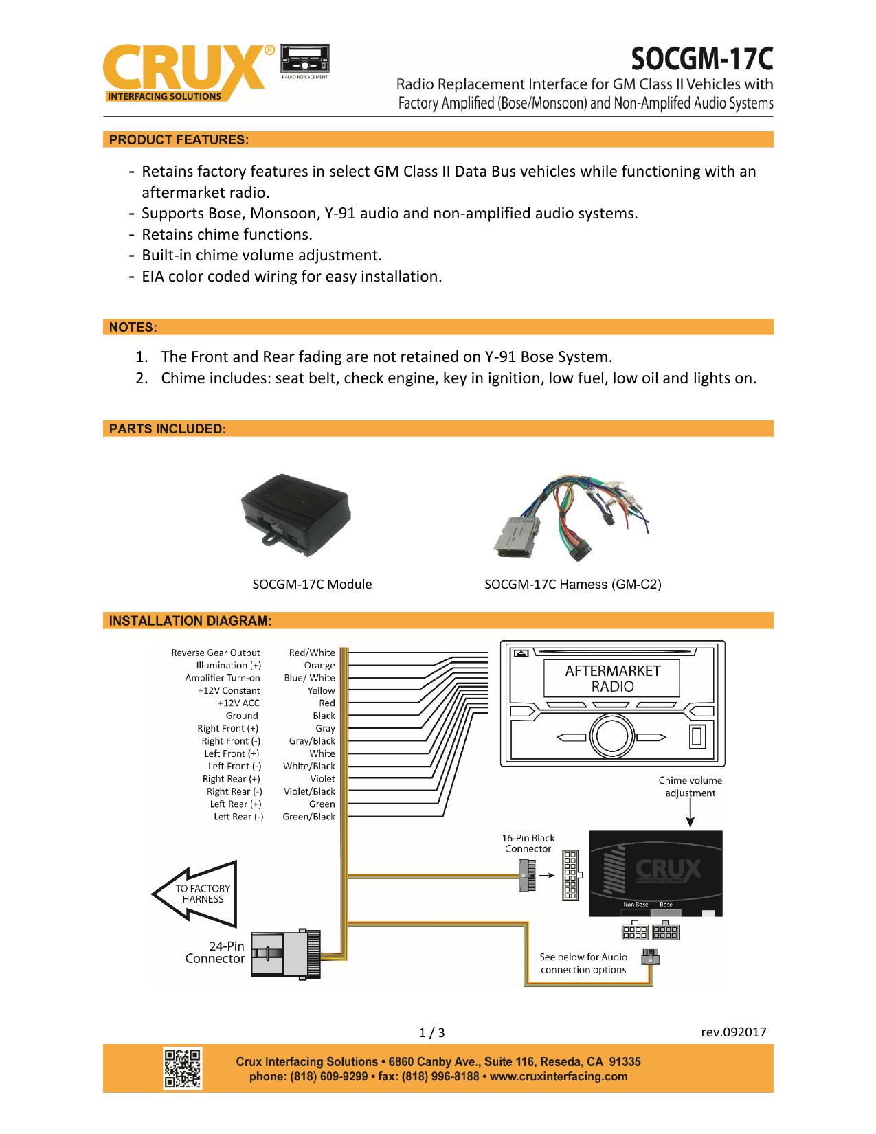 Crux SOCGM-17C User manual   Manualzz [ 1651 x 1275 Pixel ]