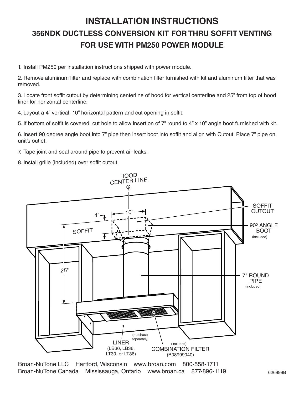 Hdi 19p Kit Hood Kit Manual Guide